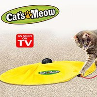 Cat's Meow™ Play Toy @ Harriet Carter