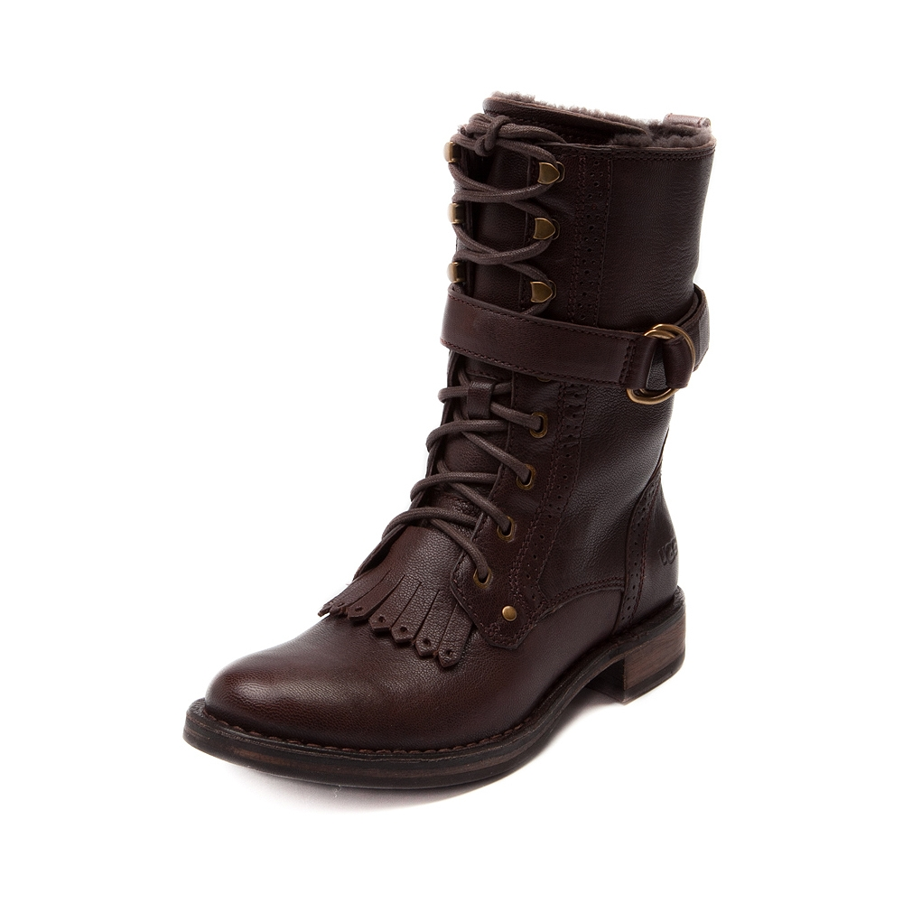 womens ugg jena boot brown from journeys