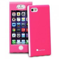 GreatShield FUSION Series Shock-Proof SLIM Case for Apple iPhone 5 (Pink):Amazon:Cell Phones & Accessories