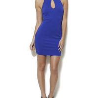 Contrast Back Bodycon Dress | Shop Arden B. Club at Arden B