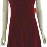 Lord & Taylor Velvet Cocktail Dress Nwt $69