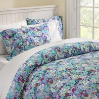 Meadow Floral Duvet Cover  Pillowcase | PBteen