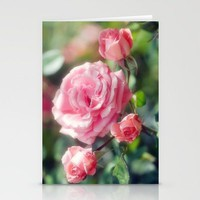 A Mother's Love... Stationery Cards by Lisa Argyropoulos | Society6