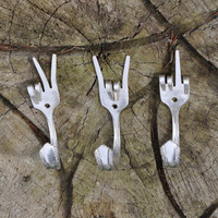 Peace x Fork You x Rock On Special Collector set 3 by jjevensen