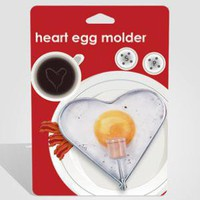 Heart Shaped Egg Molder
