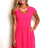 Perfect in Pink Dress by Ya Los Angeles