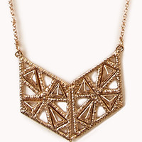 Whimsical Geo Necklace | FOREVER 21 - 1060871000