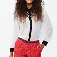 Wildflower Crochet Shorts in  What's New at Nasty Gal