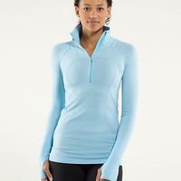 run: swiftly tech 1/2 zip | women's tops | lululemon athletica
