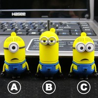 Despicable Me Minions - Flash Drives