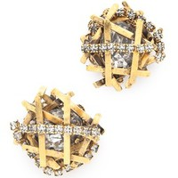 Erickson Beamon Razors Edge Earrings | SHOPBOP