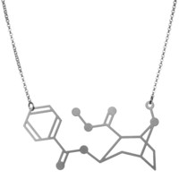 Aroha Silhouettes: Cocaine Necklace, at 20% off!
