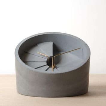 4th Dimension Desk Clock - Default