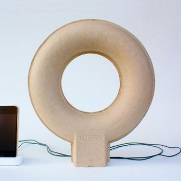 Pulpop MP3 Speaker - Brown