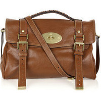 Mulberry|Alexa leather bag|NET-A-PORTER.COM