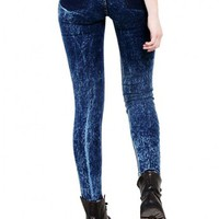 Block Pocket Jeans by Youreyeslie.com Online store> Shop the collection