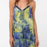 Ecote Tie-Dye Lace Dress