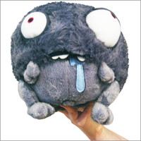 Mini Squishable Worrible: An Adorable Fuzzy Plush to Snurfle and Squeeze!