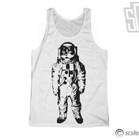 Space Kitty TankTop - Cat Tank x Singlet 126