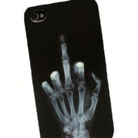 X-ray Skull Bone Cover Case Iphone 4/4s