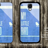 Ed Sheeran My Little Bird iPhone 4 / 4S case iPhone 5 case Samsung Galaxy S3 case Samsung Galaxy S4 case