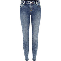 Light wash Amelie superskinny jeans - skinny jeans - jeans - women