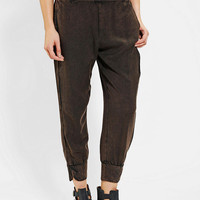Urban Outfitters - Ecote Piped Military Pull-On Pant