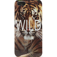 With Love From CA Wild Tiger iPhone 5 Case at PacSun.com