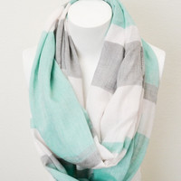 Breezy Beach Infinity Scarf - RESTOCKED