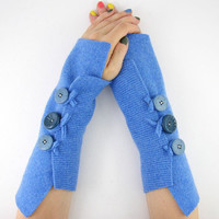 fingerless gloves arm warmers fingerless mittens arm by piabarile