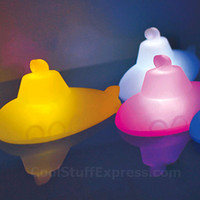 LED Submarine Bath/Pool Light, Fun & Unique Gifts