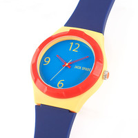 Primary Colorblock Watch - JackSpade