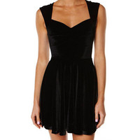 SURFSTITCH - WOMENS - DRESSES - AFTER DARK DRESSES - MINKPINK STOLEN MOMENT DRESS - BLACK