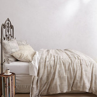 Narrow Stripe Duvet
