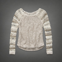 Leigh Shine Sweater