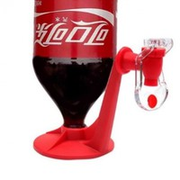 Portable Drinking Soda Dispense Gadget Cool Fizz Saver Dispenser Water Machine:Amazon:Kitchen & Dining