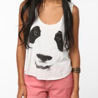Panda Face Tank