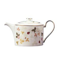 Wild Strawberry Small Teapot