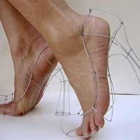 34 Most Weird and Strange Shoes -The Wondrous Pics