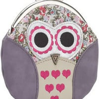 Pretty Brenda Barnowl Purse at Accessorize