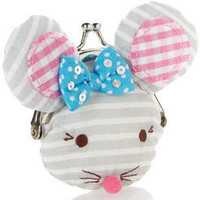 Mima The Mouse Clip Frame Purse at Accessorize