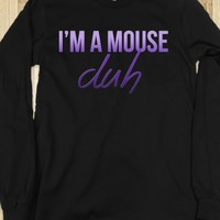 I'M A MOUSE, DUH | MEAN GIRLS | HALLOWEEN COSTUME