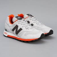 New Balance M1300GD (Grey / Orange) | Oi Polloi