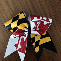 Maryland State Flag Bow