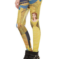 Disney Beauty And The Beast Leggings | Hot Topic