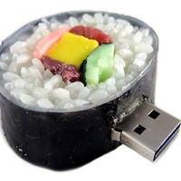 Sushi USB 2.0 Enough Memory Stick Flash pen Drive 8 GB