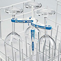 StemGrip Dishwasher Wine Glass Rack $14.95