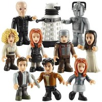 Character Building Doctor Who Micro Figures Series 2 - Single Figure Foil Bag (4 Random Packs)