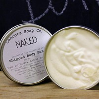 Naked Whipped Body Butter | Luulla