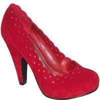 Little Red Riding Heel - Shoes - Accessories